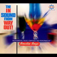 """Beastie Boys - The In Sound From Way Out! (NEW 12"""" VINYL LP)"""