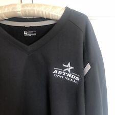 ACR Houston Astros Spring Training Pullover Sweatshirt Size XXL