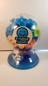 Squigz Fun Little Suckers - 50 Piece Deluxe Building Toy Blocks Suction Cup Set