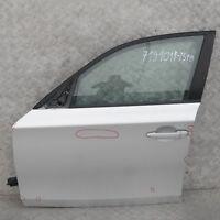 BMW 1 SERIES 19 E87 E87N Door Front Left N/S Titansilber Silber Silver Metallic