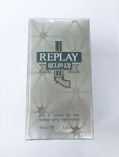 Replay Relover Eau de Toilette Para Him Perfume Hombre 50ML Nuevo Original