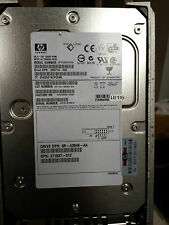 "36.4 gb HP ULTRA 320 SCSI BF03685A35 15K HARD disk DRIVE 3.5"" 36 HDD 80 Pins"