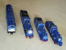 4 Die cast Blue Locomotive Thomas the Tank Engine and Friends 1993