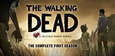 The Walking Dead Season 1 PC Steam Code Key NEW Download Game Fast Region Free