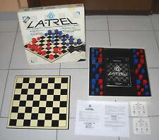 LA TREL The ultimate lateral thinking OTTIMO 1994 Schacchi Dama Chess