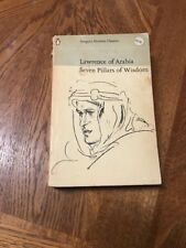 SEVEN PILLARS OF WISDOM by T.E. LAWRENCE of ARABIA PAPERBACK