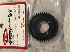 KYOSHO DBX DRT DST DRX 46 TEETH SPUR/MAIN GEAR TR112-46 (B)