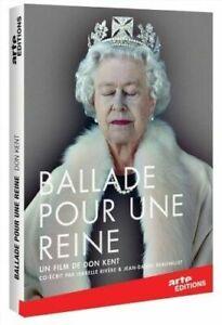 BALLADE POUR UNE REINE (Elisabeth 2 II)  / DVD NEUF / Documentaire ARTE EDITIONS