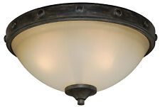 VAXCEL HALIFAX COLLECTION FLUSH MOUNT 3LT C0076