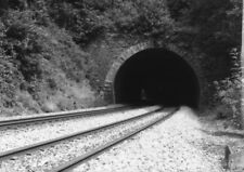 PHOTO  WESTERN PORTAL OF WHITLAND TUNNEL ON 30TH JULY 1987  3 OF 3