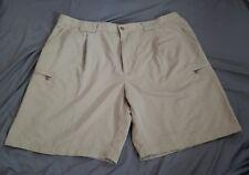 IZOD Men's Size 40 XFG Shorts Tan