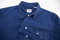 Levi's Strauss & Co Jeans Hommes Décontracté Chemise TAILLE S AKZ184