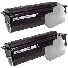 2pk For Kyocera Mita Black TK-342 (TK342) Toner Cartridge for use in FS-2020D