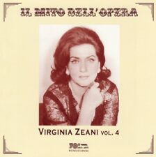 Virginia ZEANI / Il Mito dell'Opera-Vol.4 / (1 CD) / Neuf