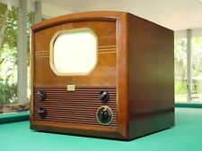"Antique 1940's RCA 721TS 10"" Channel 1 Table Top TV, #3"