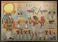 Priests Of Ra Board Game By Reiner Knizia - Complete With Instructions