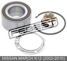 Front Wheel Bearing Repair Kit 37X72X37 For Nissan March K12 (2002-2010)