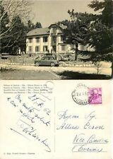 Cartolina di Silvana Mansio (Serra Pedace), hotel - Cosenza, 1962