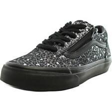 Chaussures noirs VANS pour fille de 2 à 16 ans