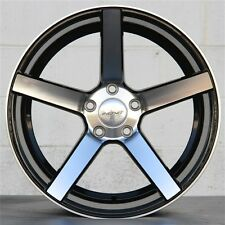 Set(4) INOVIT 18x8 5x108 WHEELS JAGUAR S, X TYPE FOCUS FUSION COUGAR VOLVO C70