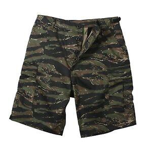 Rothco 7085 Tiger Stripe Camo BDU Shorts
