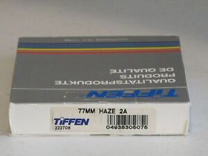 77mm - Tiffen UV Haze 2A filter NEW RARE  #77m8n1