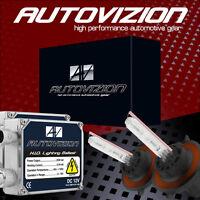 AGT AC 55W HID Conversion Kit H4 H7 H11 H13 9003 9005 9006 6K 10K Hi-Lo Bi-Xenon