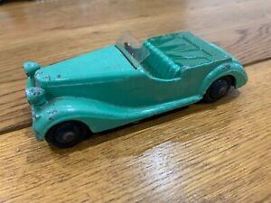 Dinky Toys 38b Sunbeam Talbot Smooth Hubs Solid Steering Wheel Rare Version