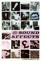 The Jam 1980 Sound Affects (ultra rare) Promo Poster print
