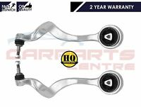 FOR BMW 520D 525D 530D 535D E60 E61 FRONT LOWER TRACK CONTROL WISHBONE ARMS 03-