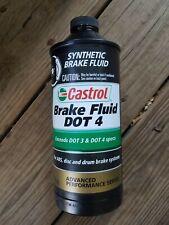 Brake Fluid - Castrol DOT 4 (1 Quart Bottles ) 12614