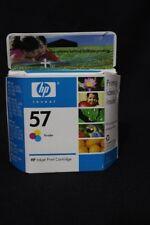 New HP Invent 57 TRI COLOR Inkjet Print Cartridge C6657AN