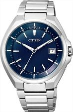 Citizen Attesa CB3010-57L Eco-Drive Atomic Radio Watch IMPORT from Japan NEW