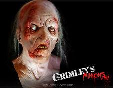 Lord Grimley Gravedigger Inbred Hillbilly Halloween Mask Grandpa Horror Monster