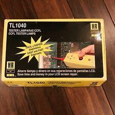 DIEMEN HR TL1040 CCFL LAMP TESTER