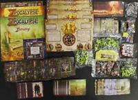Greenbrier Boardgame  Zpocalypse Collection - Base Game + Zmergency Expans VG+