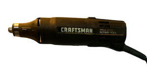 Craftsman Model # 61000 Single Speed Rotary Dremel Tool Corded Electric -Quality