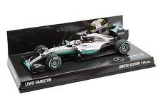 Minichamps 1/43 Lewis Hamilton Mercedes AMG Petronas F1 W07 2016 Limited 144pcs