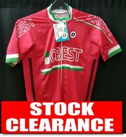 CLEARANCE NEW Doltcini Pro Crest Short Sleeved Cycling Jersey- UK STOCK- Quality
