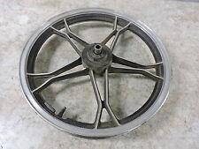 83 Suzuki GR650 GR 650 D Tempter front wheel rim