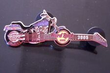 HRC hard rock cafe Cologne colonia guitarley series Harley 2005 le200