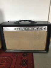 Silvertone Model 1474 Twin Twelve Reverberation 2x12 Guitar Combo (like Fender)