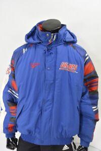 Reebok Classic New York Giants Winter Jacket NFL Warmth SIZE L (adults)