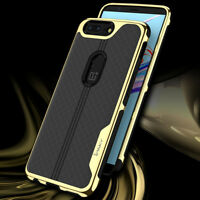 IPAKY For OnePlus 5T Shockproof Full Cover Hybrid Plating Bumper Soft Matte Case