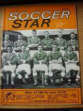 16/03/1963 Soccer Star Magazine: Vol 11, No 26 - Front Cover Picture - Rotherham