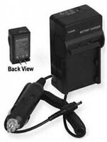 BC-VM10 BCVM10 Charger for Sony NP-FM55H NPFM55H