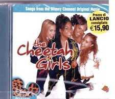 THE CHEETAH GIRLS CD  SEALED SIGILLATO