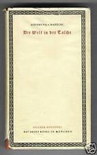 Sigismund v.Radecki: Die Welt in der Tasche   1947
