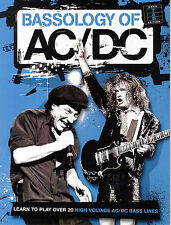 AC/DC - BASS GUITAR TAB SHEET MUSIC SONG BOOK