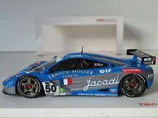 TSM Truescale, McLAREN F1 GTR, 24 Hr LE MANS 1995, GIROIX, 1:43 Scale, TSM124334